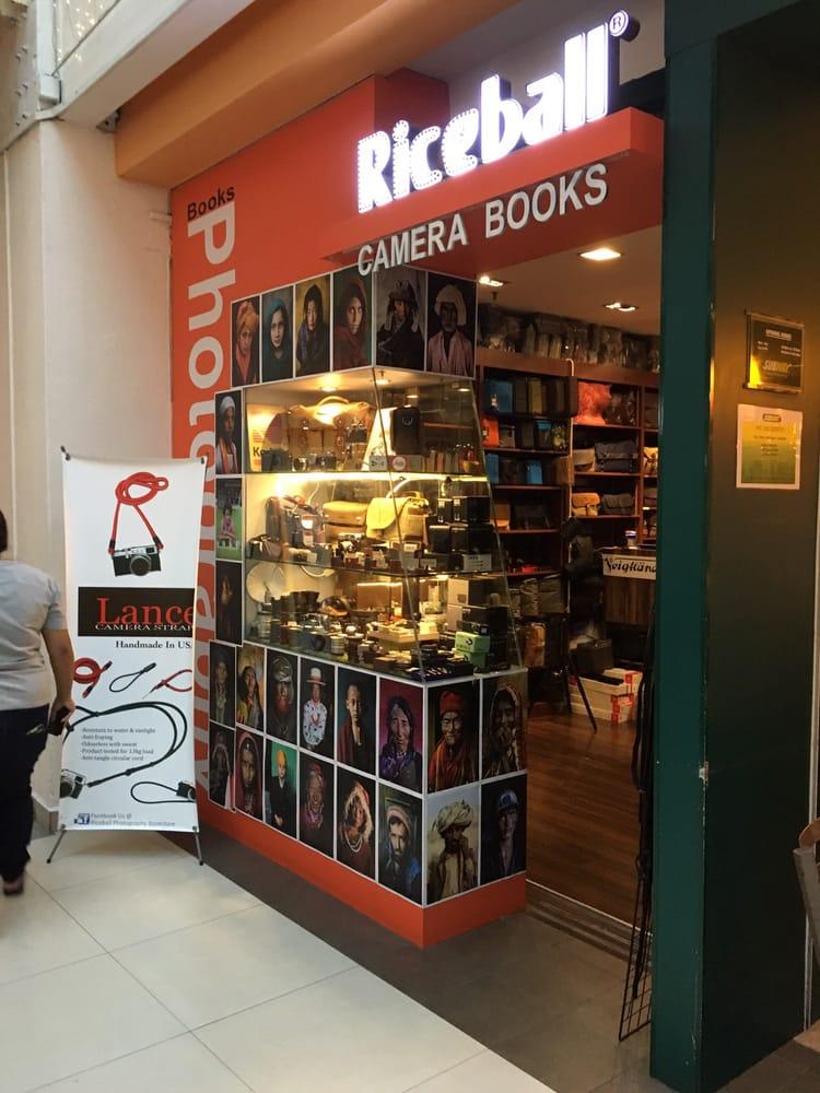 RiceBall Photography Bookstore