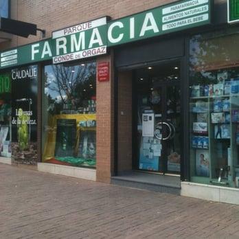 Farmacia parque conde de orgaz farmacia avenida de - Parque conde orgaz ...