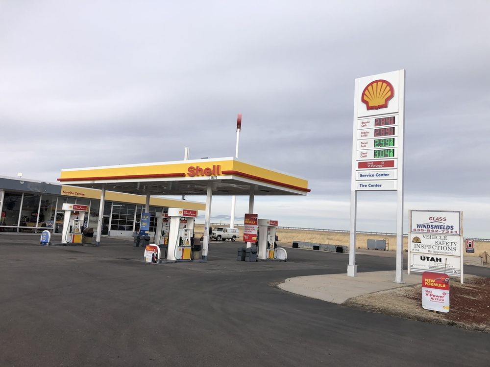Meadow Chevron & Food Mart: 375 N Main St, Meadow, UT