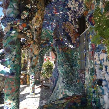 Photo Of The Mosaic Tile House Venice Ca United States