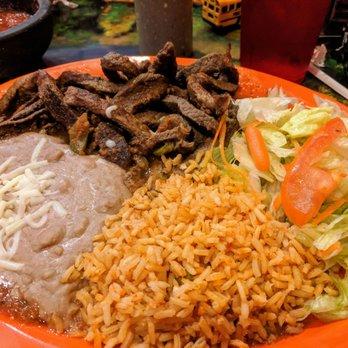 Restaurant Mexican Bistek Ranchero