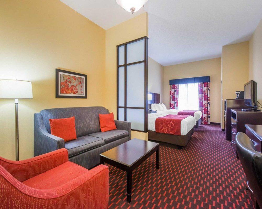 Comfort Suites: 140 Stroehman Drive, Altoona, PA