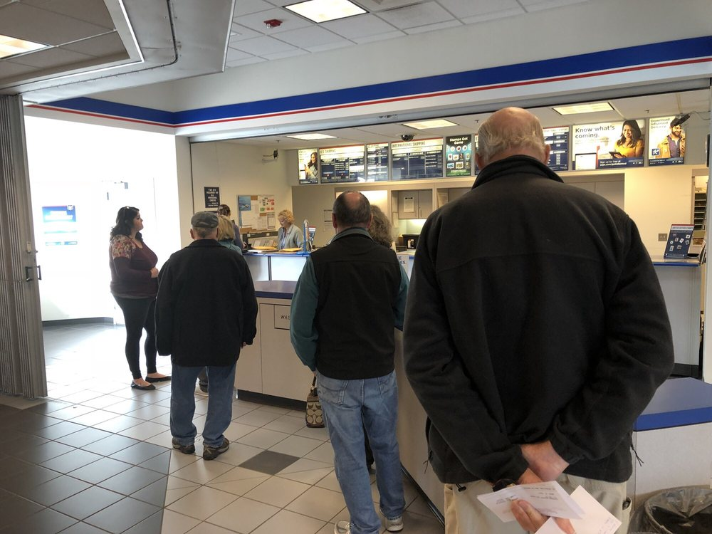 US Post Office: 141 N Palmetto Ave, Eagle, ID