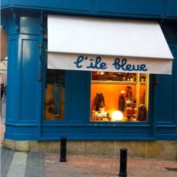 L ile bleue v tements enfants 22 rue porte dijeaux for Piscine l ile bleue seynod horaires