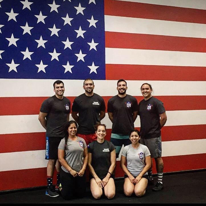 CrossFit Brownsville: 2065 Dr Hugh Emerson Rd, Brownsville, TX