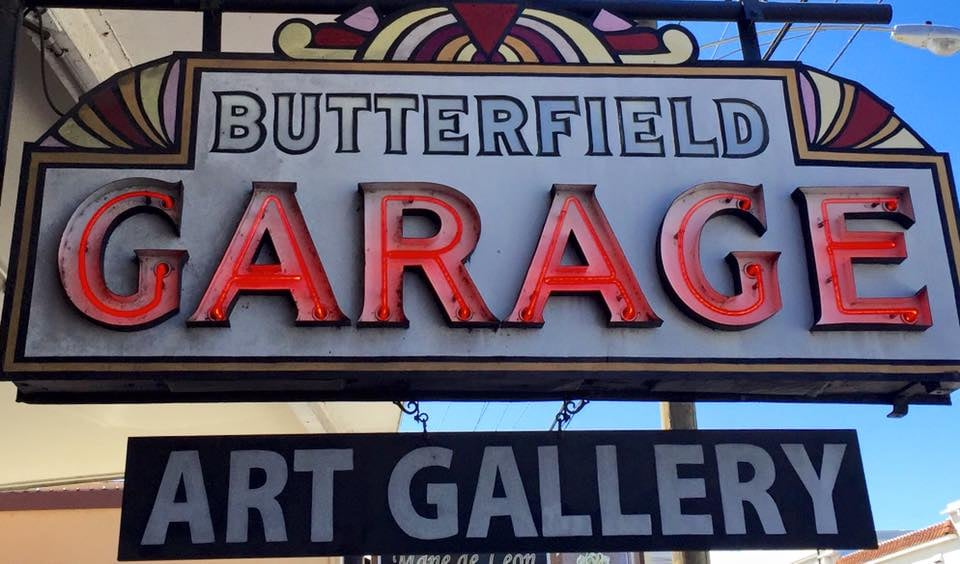 Butterfield garage art gallery galer as de arte 137 for Garage boulanger saint augustin