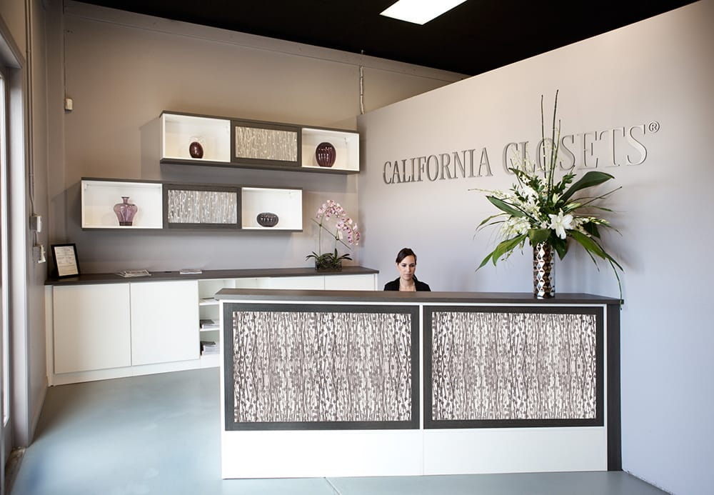 Photo Of California Closets   San Diego, CA, United States. Reception Desk  At