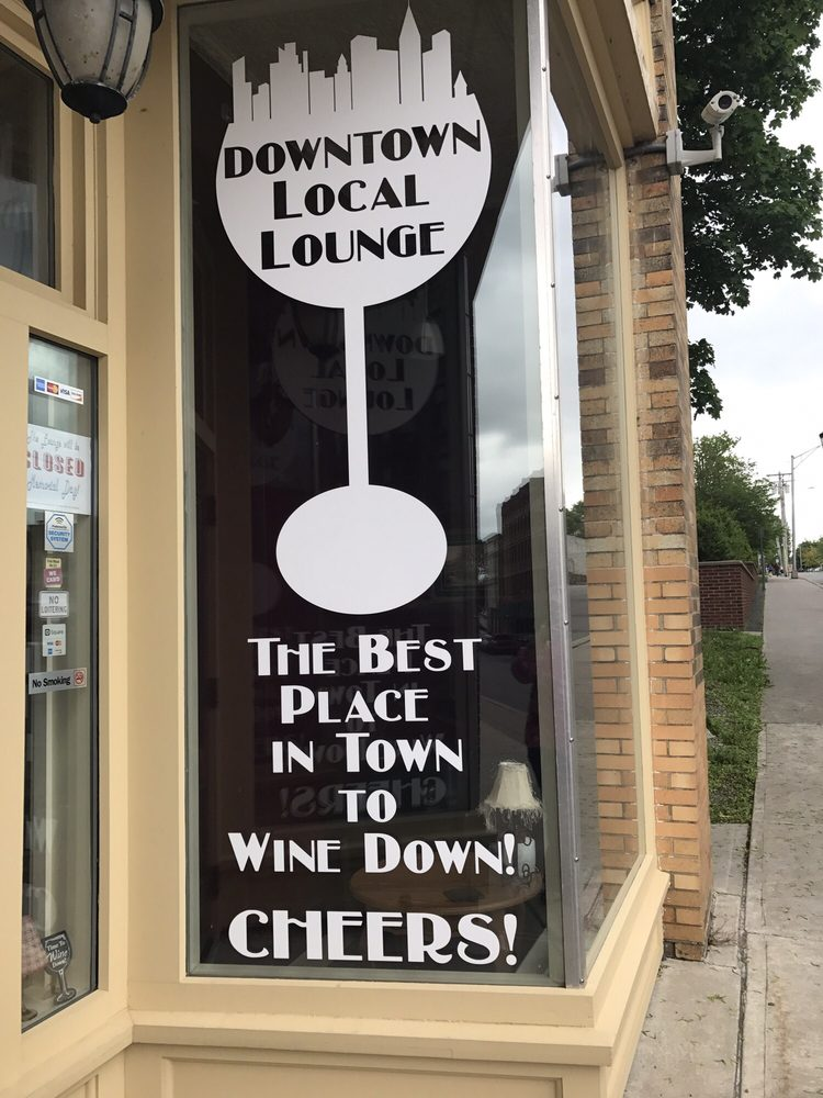 Downtown Local Lounge: 137 Franklin St, Watertown, NY