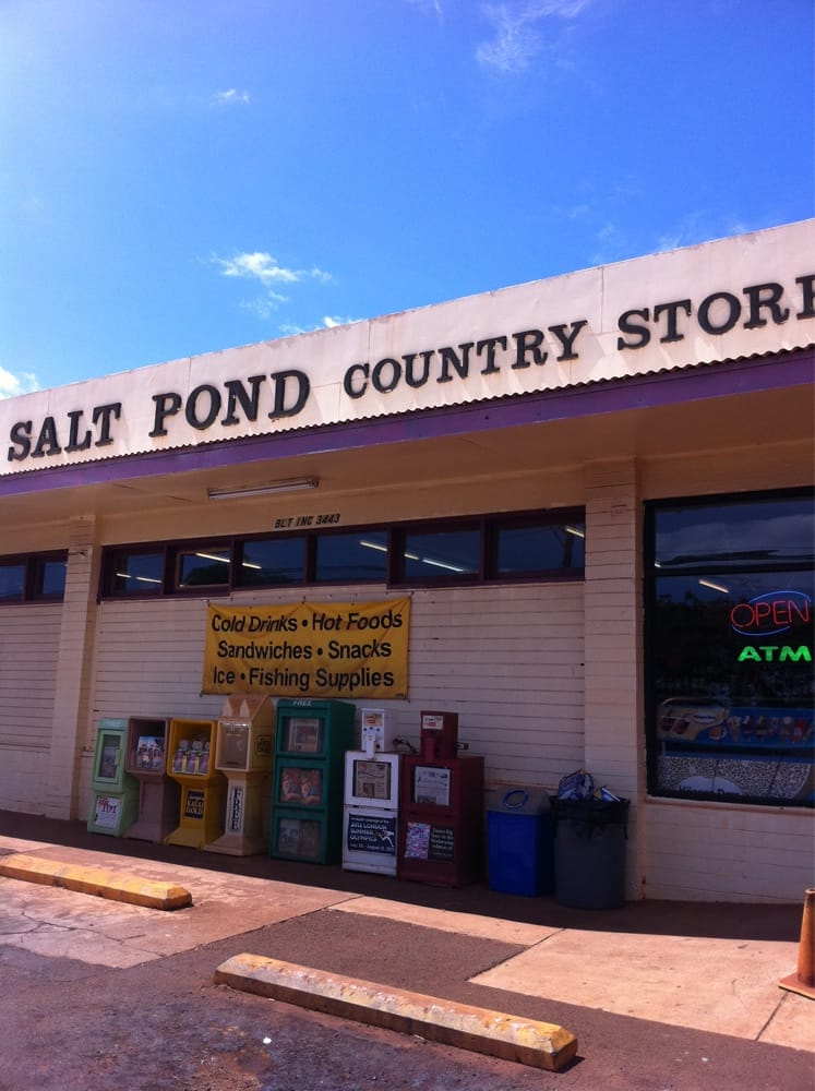 Salt pond country store convenience stores 1 3443 for Pond retailers