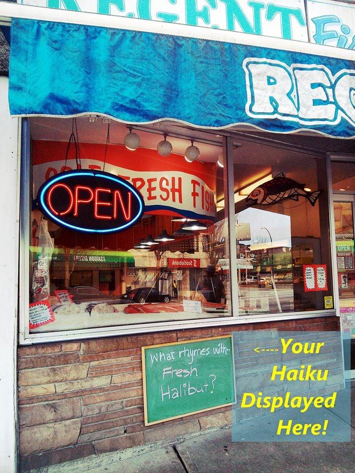 Regent fish market seafood markets 4020 hastings for Bud s fish market
