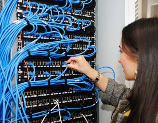 aci structured cabling solutions request a quote it services rh yelp com  structured wiring solutions wilmington nc
