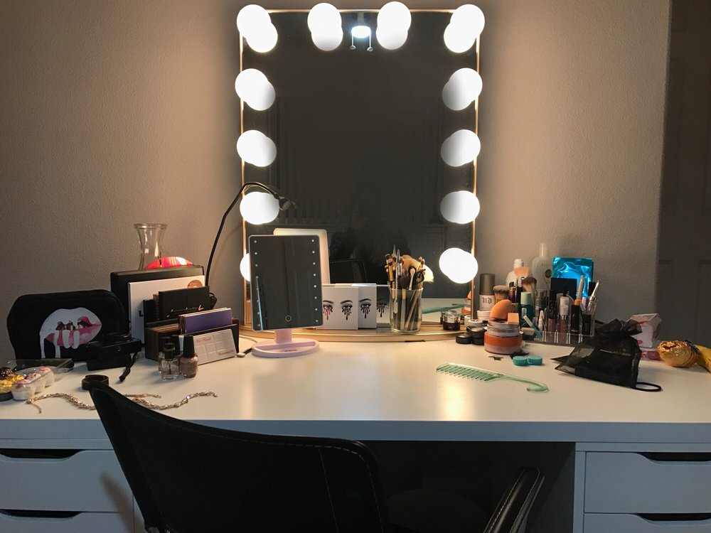 Photo Of Impressions Vanity Tustin Ca United States Mirror On Top