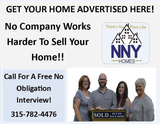 NNY Homes, Inc 18242 Nys Rte 3 Watertown, NY Real Estate