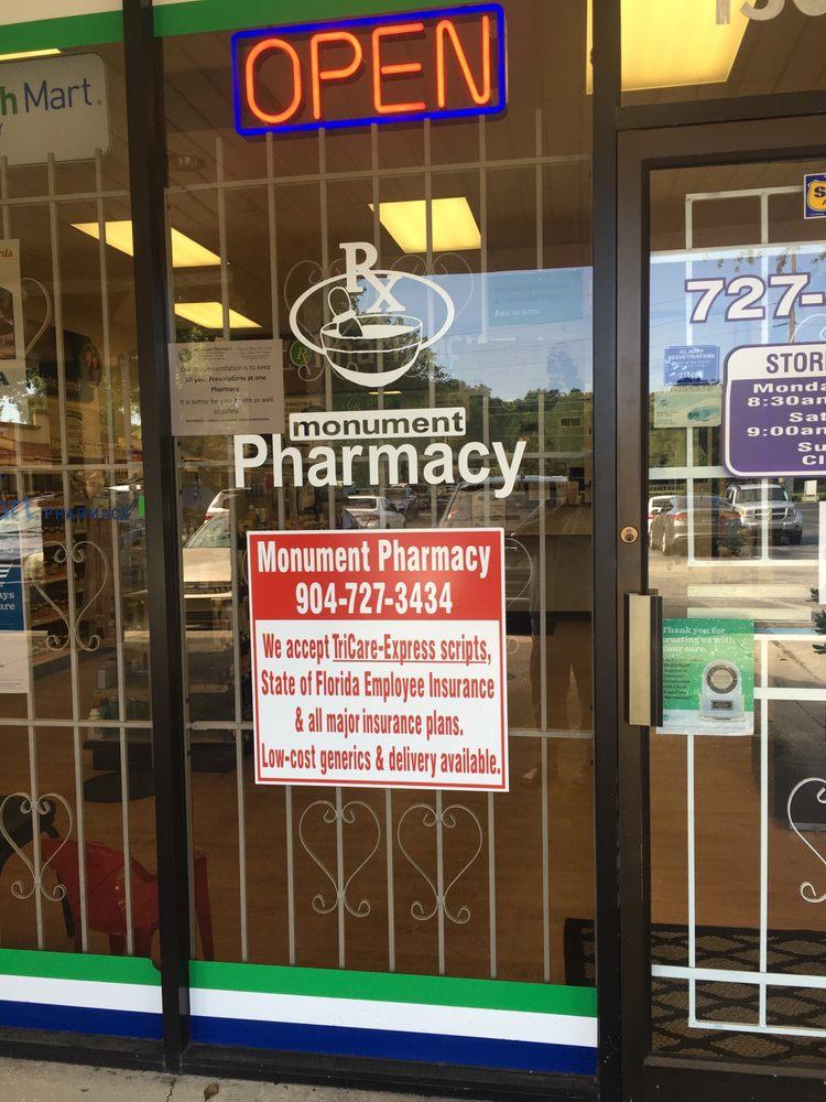 Monument Pharmacy - Drugstores - 1301 Monument Rd, Greater