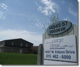 PageDesk: 14557 W Edison Dr, New Lenox, IL