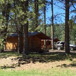Photo Of Horse Thief Campground Rv Resort Hill City Sd United States
