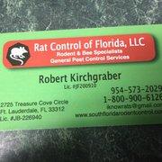 rat control of florida