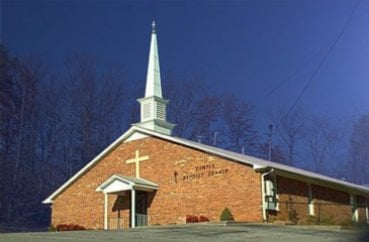 Temple Baptist Church: 4339 Daugherty Rd, Salem, VA