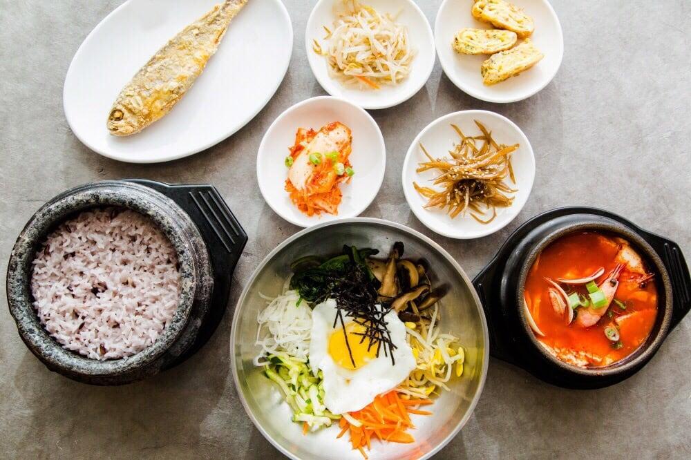 Kong tofu house lynnwood 86 foto e 67 recensioni for Cucina coreana