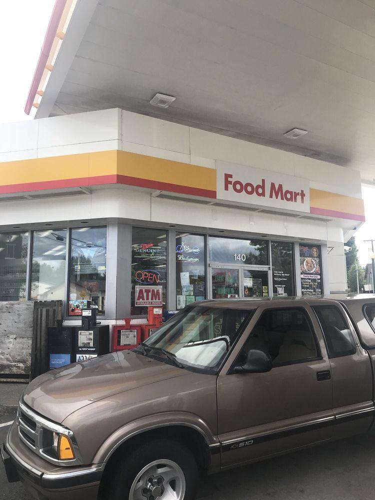 Shell: 140 S 3rd St, McCleary, WA