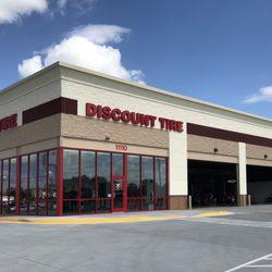 Discount Tire Tires 11110 E 41st St Alsuma Tulsa Ok Phone