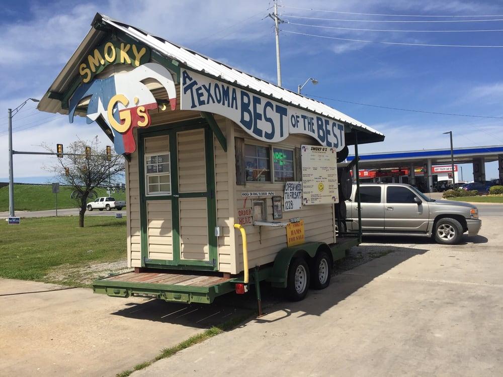 Smoky G's BBQ: 121 Henry Hynds Expy, Van Alstyne, TX