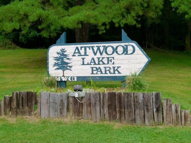 Atwood Lake Park: 9500 Lakeview Rd NE, Mineral City, OH