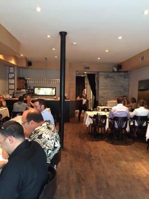 Restaurant Les Infideles