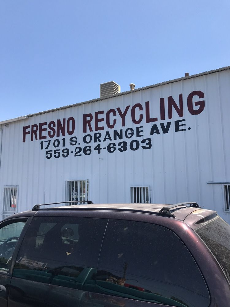 Fresno Recycling: 1701 S Orange Ave, Fresno, CA