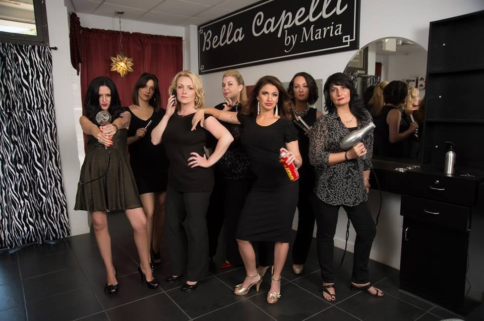 Bella Capelli West Salon: 505 High St, Medford, MA