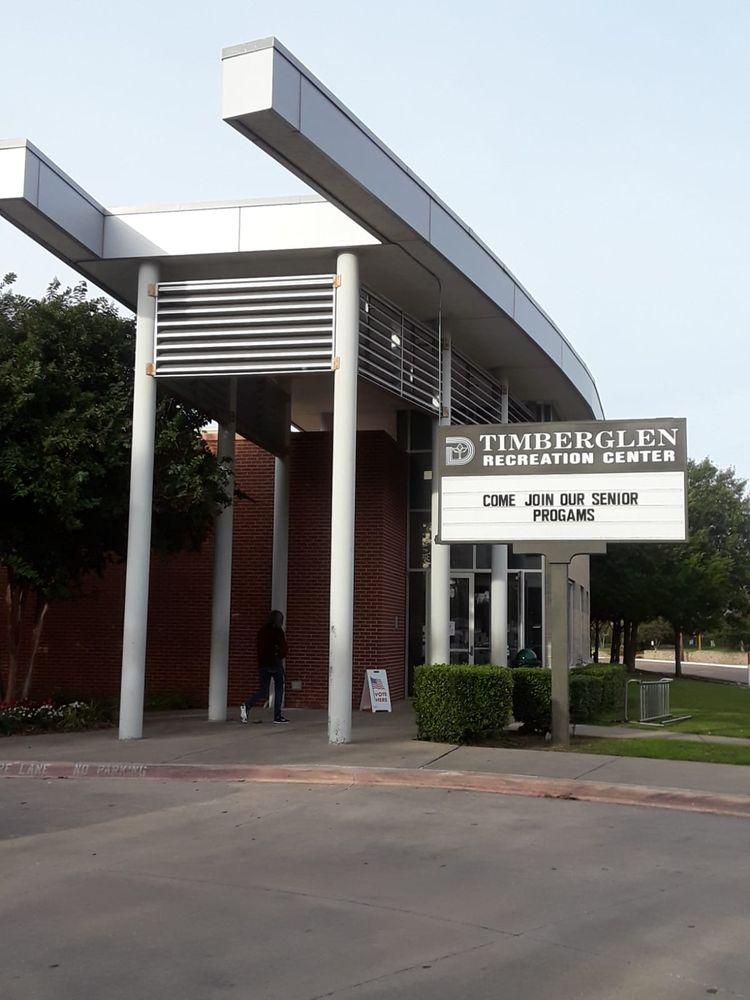 Timberglen Recreation Center: 3810 Timberglen Rd, Dallas, TX