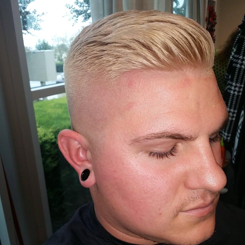 Blonde Fade 84