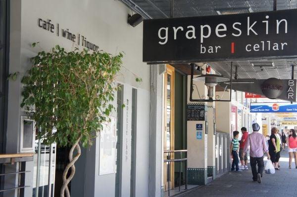 Grapeskin Wine Bar