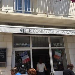 Le comptoir de walter 10 avis fran ais 45 rue saint nicolas la rochelle charente - Restaurant le comptoir des voyages la rochelle ...