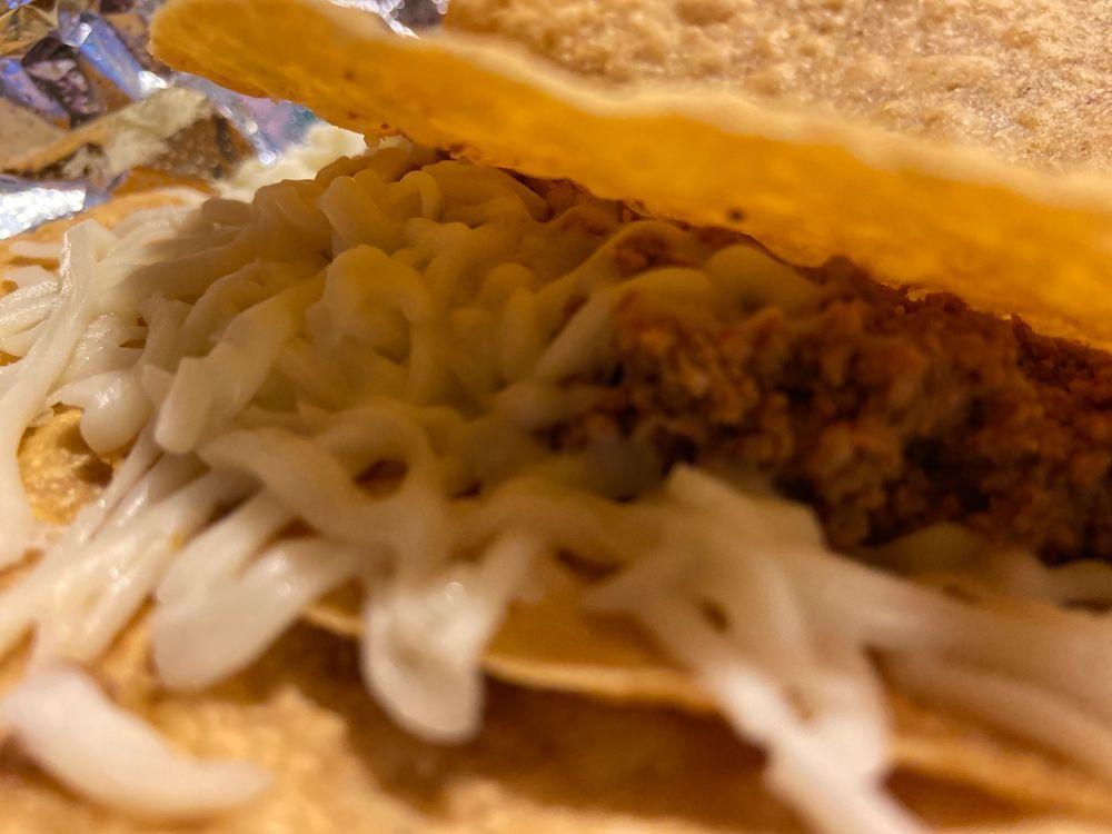 Food from La Casa Mexican Restaurant