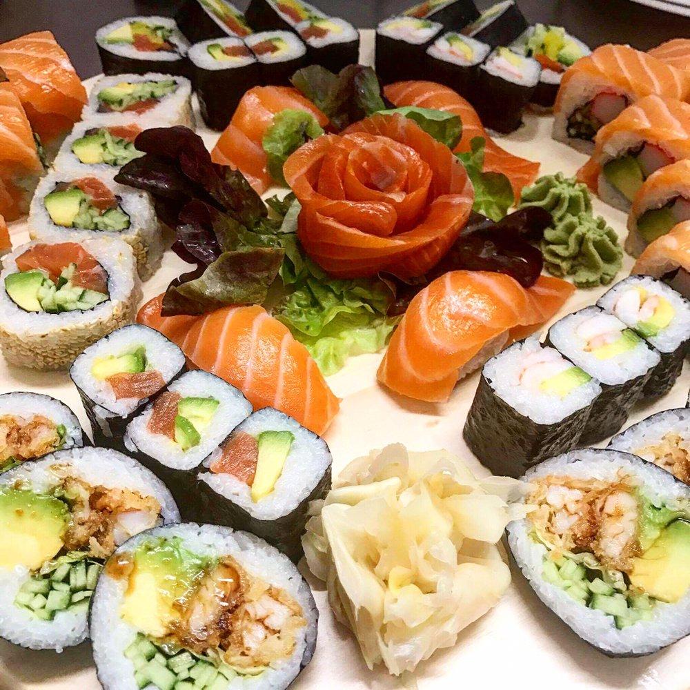 Wok & Sushi - 22 Photos - Sushi Bars - Hauptstr. 40, Bad Nauheim ...