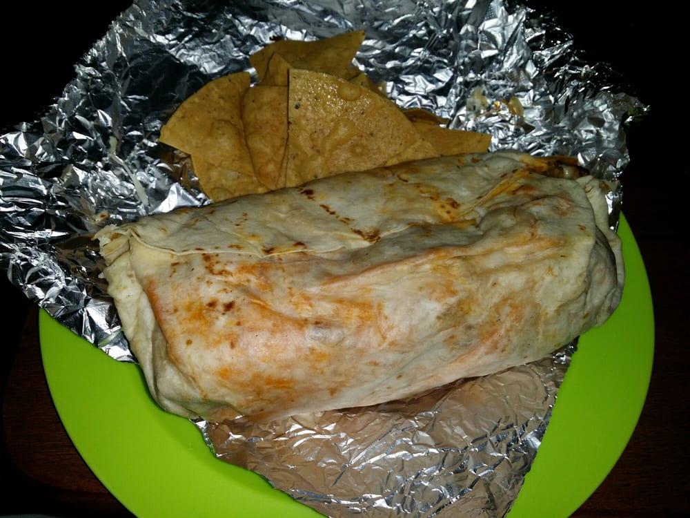 Burritos To Go