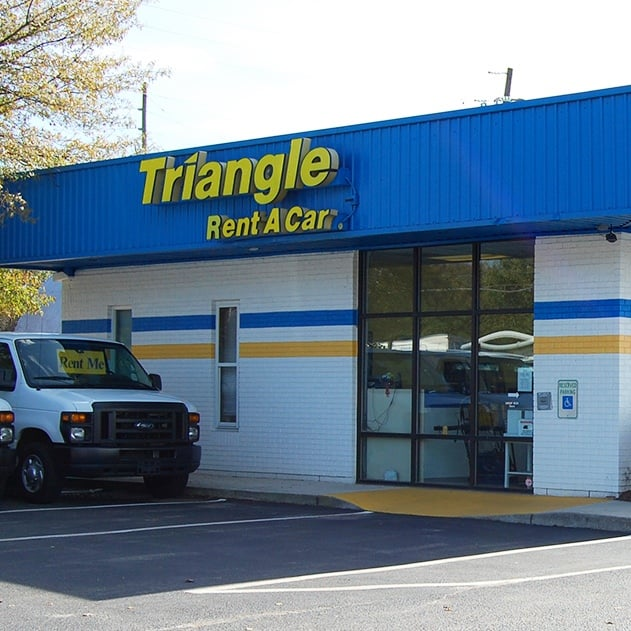 Triangle Rent A Car