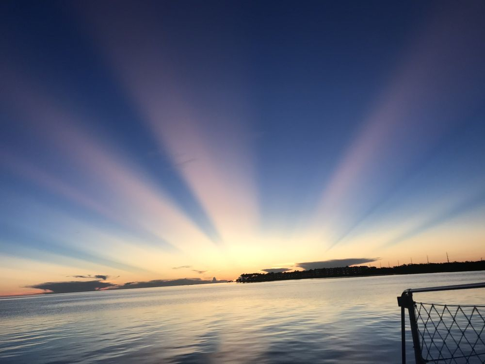 Sirius Catamaran Sunset Cruises: 11TH St Ocean, Marathon, FL