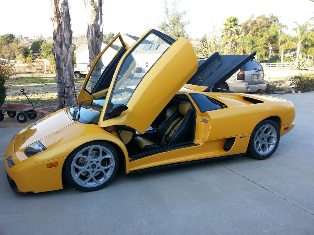 Custom Lambo Replica Build Came Out Looking Just Like The Real
