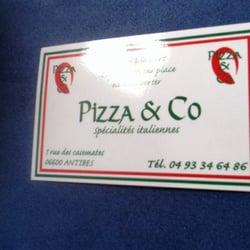 pizza and co pizza 1 rue casemates antibes juan les pins alpes maritimes frankrijk. Black Bedroom Furniture Sets. Home Design Ideas
