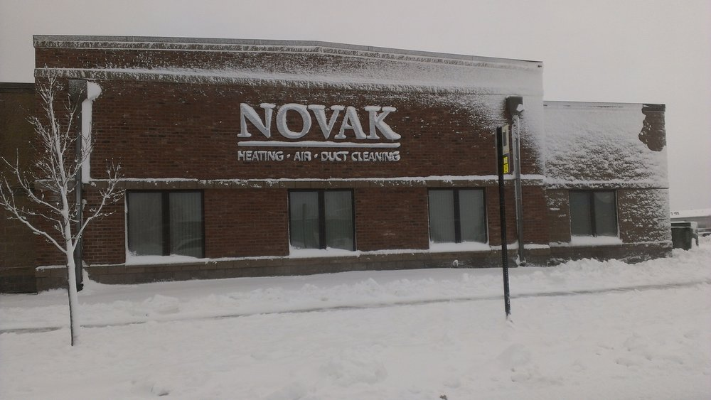 Novak Heating & Air Conditioning: 820 N 15th Ave, Hiawatha, IA