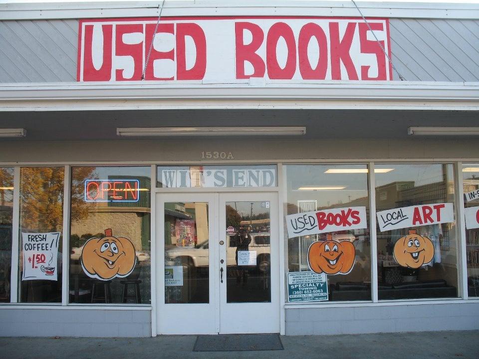 Wit's End Bookstore: 1530 Grove St, Marysville, WA