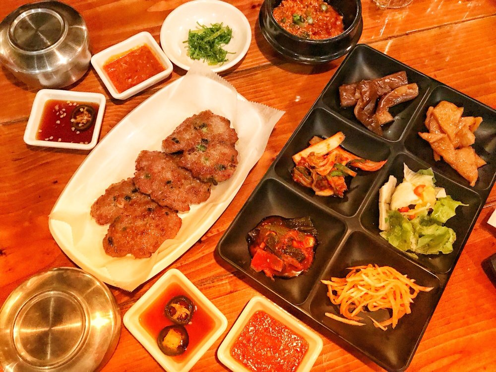 Taste Of Korea: 13904 Lee Jackson Memorial Hwy, Chantilly, VA
