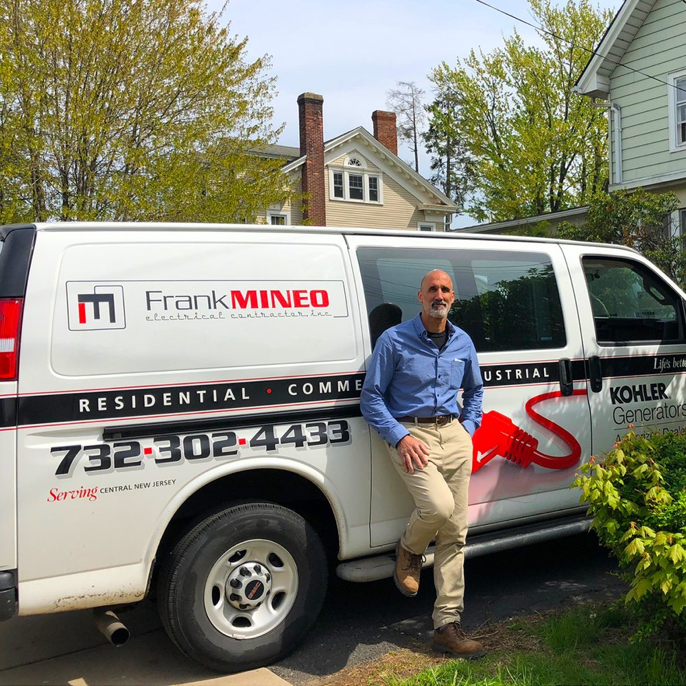 Frank Mineo Electrical Contractor: 120 E Union Ave, Bound Brook, NJ
