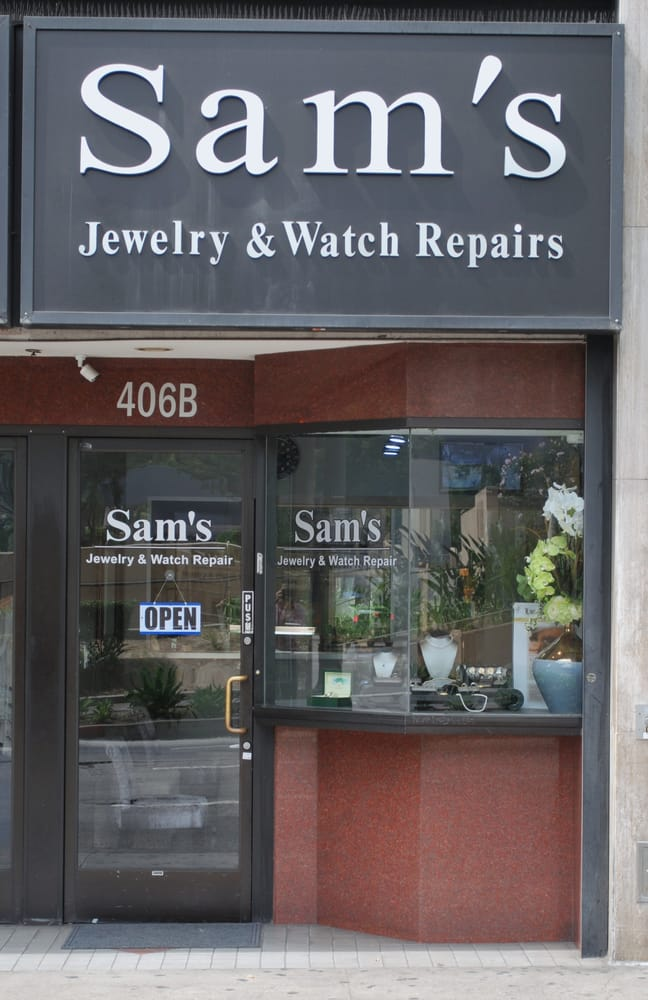 photos for sam 39 s jewelry watch repairs yelp On sam s jewelry and watch repair
