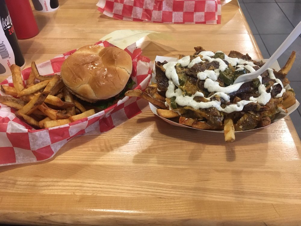 Food from BurgerFiend