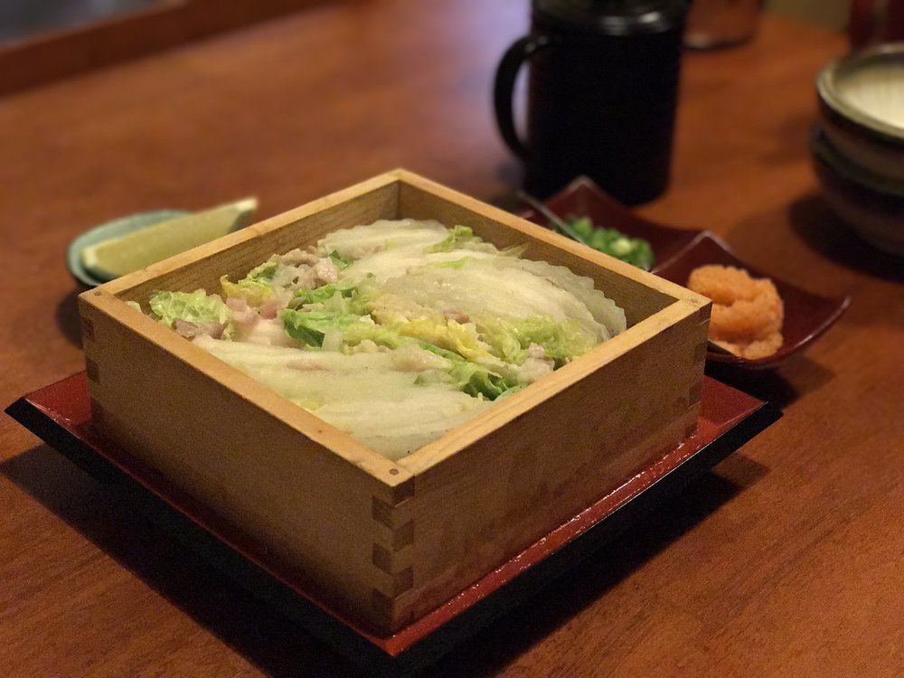 Shabushabu Seiromushi Butashō Miyakojimatei