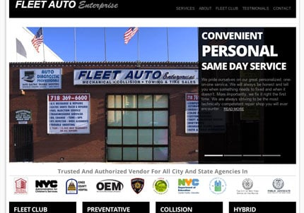 Fleet Auto Enterprises