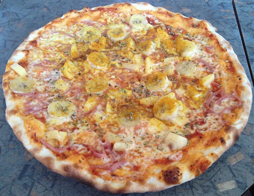 Swedish Banana Curry Pizza Ign Boards